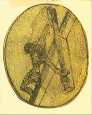 Johannes vom Kreuz - Plakat